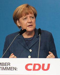 Angela Merkel (von Wikipedia)