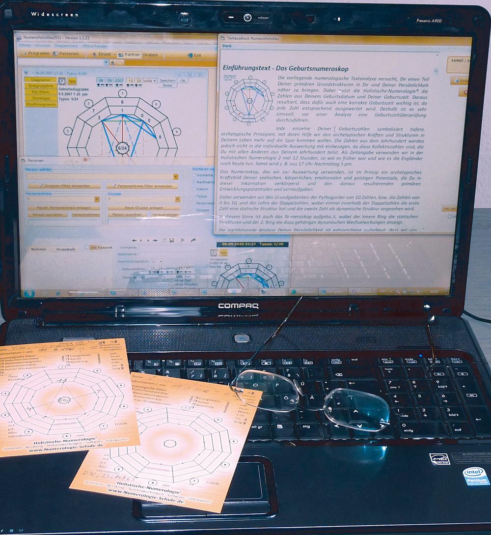 numerologie gratis berechnen